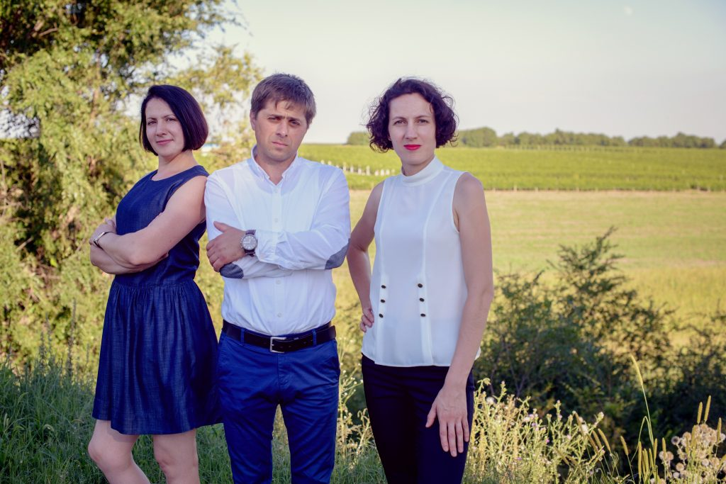 Moldovan Wines team